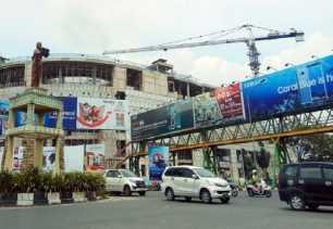 Tak Jadi ke Rumbai, JPO Simpang Mal SKA akan Dipindahkan ke Tampan