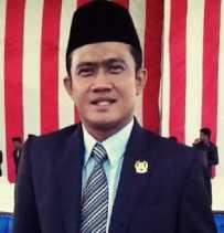 Ketua DPRD Bengkalis Heru Wahyudi Resmi Ditahan