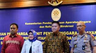 Kemenpan RB Berikan Penghargaan Polresta Pekanbaru Sebagai Penyelenggara Pelayanan Publik
