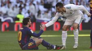 Messi Diklaim Berharap Ronaldo Gabung Manchester United