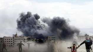 Pemerintah Fokus Selamatkan Ribuan WNI di Suriah