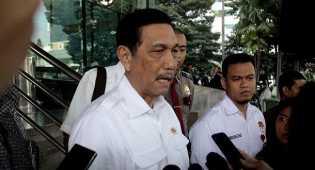 Luhut Punya 3 Agenda Setelah Menjadi Plt Menteri ESDM