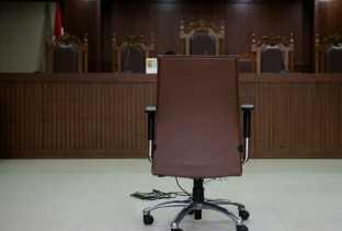 Ansari Dengarkan Vonis Hakim di Atas Tempat Tidur, Ternyata Ini Kejahatannya