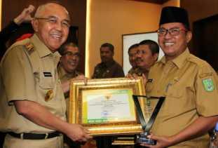 Dumai Raih Penghargaan APN ke-1 Tingkat Provinsi