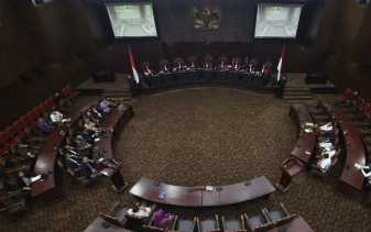 Komite Ojek Online Gugat Undang-Undang LLAJ ke MK