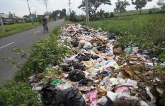 Satgas Sampah Mulai Disebar, Buang Sampah Sembarang Pengadilan Menanti