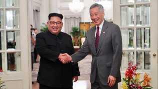 Bertemu Donald Trump di Singapura, Kim Jong-un Kembali Bawa Toilet Pribadi