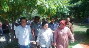 Kemungkinan Risma  Bertemu Megawati Pekan Depan