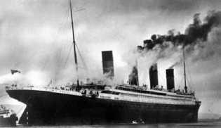 Fakta Terbaru, Titanic Tenggelam Bukan Karena Gunung Es