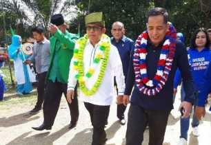 Kampanye di Kampung Halamannya, Begini Respon Warga kepada Rusli Effendi