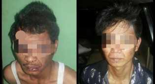 Ini Wajah 2 Pembunuh Pengusaha Tekstil di Vila Mewah Sukabumi