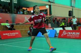 Lima Atlet Putri Riau ke Perempat Final Audisi Umum DBB 2017