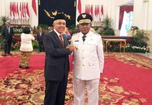 Wan Thamrin Siap Antarkan Andi Rachman Menjadi Gubernur untuk Kedua Kalinya