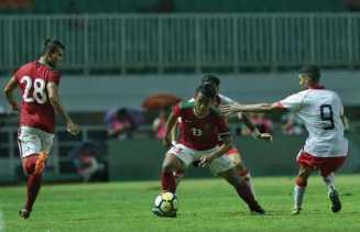 Tampil Dominan, Timnas Indonesia Kalah dari Bahrain