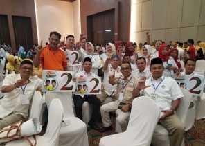 Eddy Tanjung: Tim Pemenangan LE-Hardianto Paling Kompak dan Oke