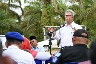 Syamsurizal: Firdaus-Rusli Adalah Paduan Tokoh yang Agamis, Insya Allah Riau Lebih Agamis