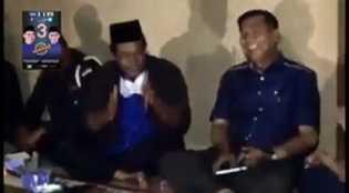 Syahrudin Sukses Kocok Perut Walikota Pekanbaru