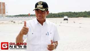 Pisah Sambut Walikota Pekanbaru, H Firdaus Pilih Istilah Segaris