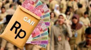 Belum Gajian, Ribuan PNS di Bengkalis Galau
