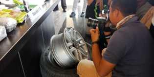 Ban Serap Fortuner Berisi 8 Kg Shabu, Warga Dumai Ditangkap di Pekanbaru