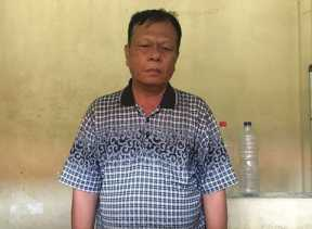 ASN Dispora Pekanbaru Ditangkap Polisi Karena ini !