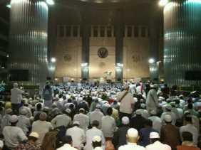 Habib Rizieq Ikut Serta Dalam Aksi 112 di Istiqlal