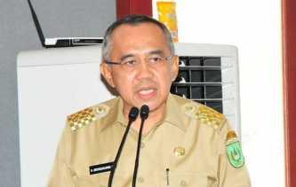 APBD Riau 2017, Gubri: Utamakan Kualitas dan Pembangunan