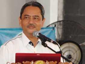 Sekdaprov Riau Dipercaya Menjadi Pembicara di FGD DBH - EITI di Batam