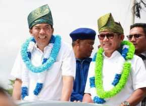 Berita Khusus Pilgubri 2018 Bicara di Pentas Nasional, Firdaus-Rusli Bilang Riau Tempat Investasi Te