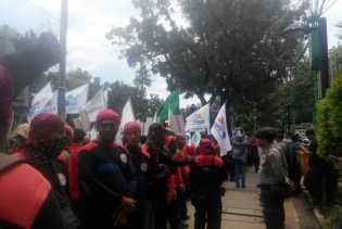 Buruh Tetap Lakukan Demo dan Mogok Nasional pada 2 Desember