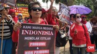 Majelis Hakim Tolak Gugatan Kasus Pidato 'Pribumi' Anies