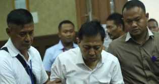 Mengejutkan! Kasus e-KTP, Novanto Ternyata Dapat Jatah USD 1,8 Juta