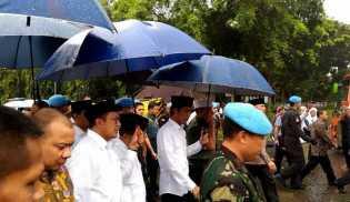 Kehadiran Jokowi dan Jusuf Kalla Menyejukan