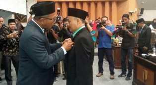 Zulkarnain Resmi Jadi Anggota DPRD Pekanbaru Menggantikan Said Usman