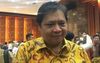 Airlangga Bertemu AHY, Golkar Buka Peluang Koalisi di 2019