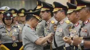Polri: Dua Nama Jenderal Jadi Pj Gubernur Hanya Spekulasi