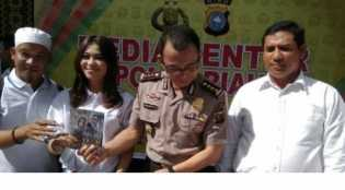 Hasilkan 50 Keping Perhari, 2 Pelaku yang Diamankan Ditreskrimsus Polda Riau Sudah 4 Tahun Produksi