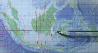 Terjadi Gempa Berkekuatan 5,3 SR di Pulau Sumba