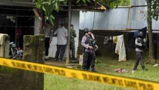 Densus 88 Tangkap Lima Terduga Teroris
