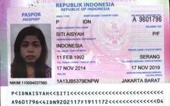 Indonesia Masih Tunggu Akses Untuk Membantu Siti Aisyah