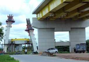DPRD Riau Optimis Pengerjaan Jembatan Siak IV Rampung Desember 2018