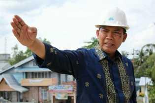 Seandainya Terpilih Jadi Gubernur Riau, Firdaus Janji Terus Membangun Pekanbaru