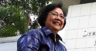 Menteri LHK Pimpin Kegiatan Bersih-bersih Lingkungan Banjarmasin
