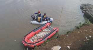 Pria Nekat yang Ceburkan Diri ke Sungai karena Takut Satpol PP Ditemukan Mengapung