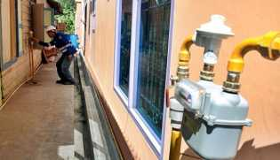 2017, Pekanbaru Dapat 3.500 Sambungan Gas Rumah Tangga