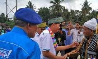 Bertemu Masyarakat Rohil, Firdaus-Rusli Siap Wakafkan Diri untuk Masyarakat Riau