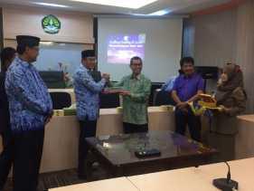 Pemkab Kuansing Kerjasama dengan Universitas Riau