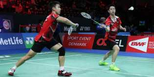 Kevin/Marcus Juara China Open Super Series Premier 2016