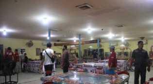 10 Tempat Gelanggang Permainan di Pekanbaru Jadi Sasaran Razia Direktorat Reskrimum Polda Riau