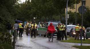 Transportasi Umum di Munich Ditutup Pelaku Penembakan Diburu